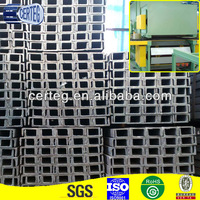U Steel Beam Size