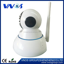 2015 newest exported h.264 smart wireless p2p ip camera