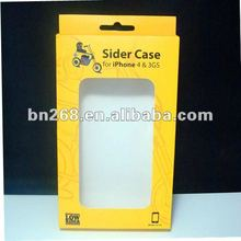 mobile phone/iphone case paper packaging