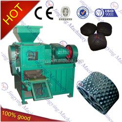 Industrial mine, metallurgy, coal, fireproofing dry powder ball press briquette machine