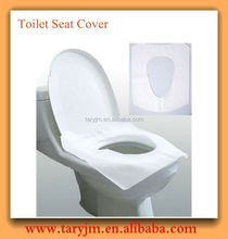 2015 Made In China High Quality Customized Promotional Half Fold 1/2 Fold Toilet Seat Covers Paper