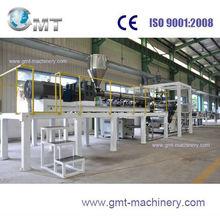 PP/PS plastic sheet extrusion machine
