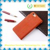 for iPhone 6 Genuine Leather Flip Case 100% real leather wallet case for apple iphone 6