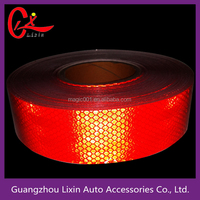 Guangzhou suppliers reflective light infrared materials well vision warning sign belt