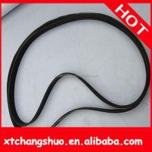 good quality Auto Triangle Rubber Auto Triangle adjustable v belt volvo ribbed belt