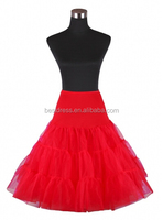 "Walson bestdress 26"" 50s Retro Underskirt Swing wholesale rockabilly petticoat tutu skirt"