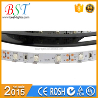 white LED light strip with color temperatures ranging from 2500K to 6800K