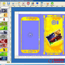 cost-effcetive cell phone sticker design software for a business at home