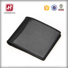 Casual pu mens leather wallet wholesale in Ablibaba's China