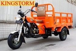 Alibaba Hot Sale New Model Product Cheap Adult Cargo Motorcycle Truck 3-wheel Tricycle