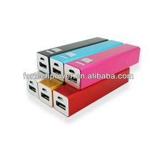 Protable power bank blackberry 2600mah