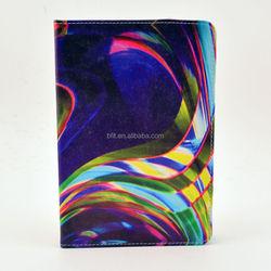 New Fashion Design Soft Leather Wallet Smart Case Cover Sleep Wake for iPad Mini
