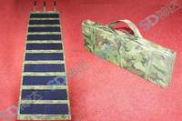 100W folding solar panel for army or camping