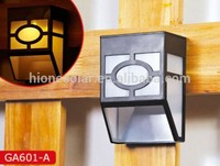 wall mounted solar lights outdoor
