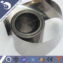 el mejor precio de venta caliente gr5 de titanio para cinturón de hebilla