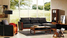 Equipped With Leather Microfiber Sectional Couch And Sofa King Primitive Brand Euro Formal Living Room Furniture