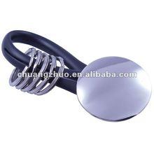 Metal Silica Gel Detachable Popular Fashion Keychain