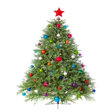Best Selling Products for Christmas Day decorated Christmas Tree