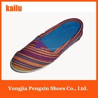 latest flat shoes for women 2015 designs cheap women color print canvas flats shoes ladies cool flats shoes