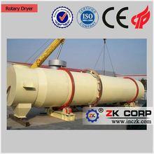 China limestone slag Rotary Dryer,coal powder,clay stone drying machine