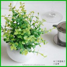 Cheap latest artificial leaf for flower arrangment