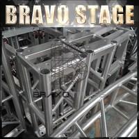Bravo Truss Outdoor Stage Decoration Box Truss Design