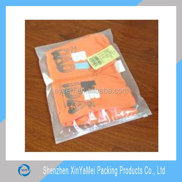 공장 가격 환경- 친화적 인 맨 의류/ 속옷/ 액세서리 포장 가방