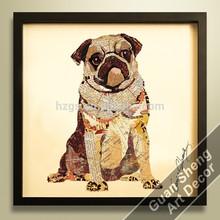 especial para perros pug animal ideas para pintar cuadros modernos