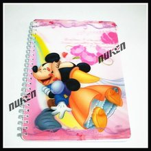 2014 High quality school diary cover design