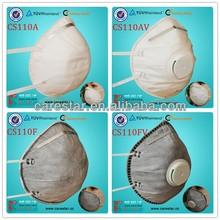 FFP2 mining dust mask respirator dust respirator