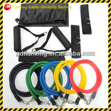 Resistence tube Kit Rubber Band Kit