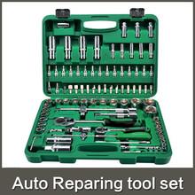 Cheapest hardware maintenance tool 94PCS 6.3/10/12.5mm Dr.Auto Reparing tool set