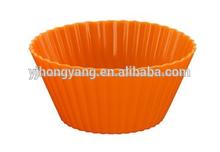 de alta calidad de silicona para hornear tazas