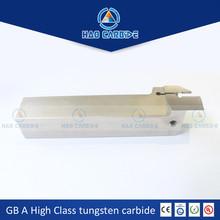 Torno herramienta de torneado, herramientas de corte de carburo cementado de zhuzhou