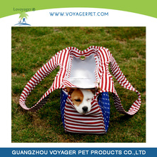 carrying soft canvas pet carrier for wholesale