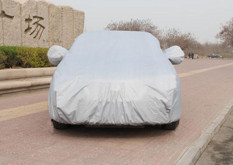 Folding Waterproof Car Cover