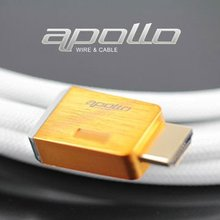 DAZZLING GOLD High speed 24k gold plated HDMI Cable with Ethernet 1080p hdmi 3d projector led