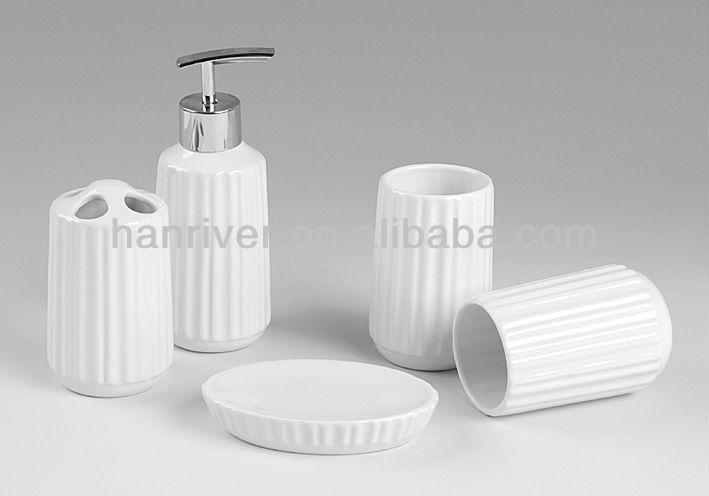 Nice Bathroom Setup : Nice ceramics bathroom set buy porcelain