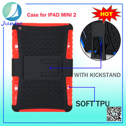 Most popular design rugged tablets pc case for ipad mini