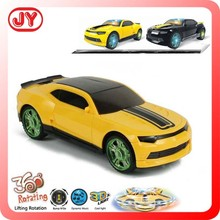 3D flash light and music big toy car for big kids can 360' rapid rotation