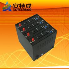 HOT SALE ! 4 ports insert 4 sim card wireless gprs sms equipment