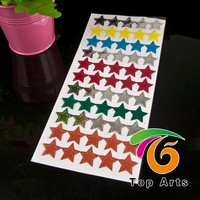 2015 vinyl waterproof sticker paper wholesaleself-adhesive mirror a4 size sticker paper price