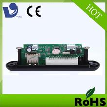 electronic control usb fm speaker circuit board
