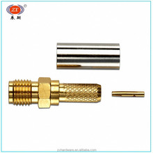 Equal Shape and Female Connection water meter connector machining parts