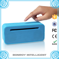 Promotional environmental sound powerful bluetooth speakers best with CE ROHS certificates
