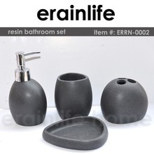 Polyresin Houseware Bathroom Set