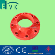 Hot Sales Grooved Flange UL/FM Fire Protection