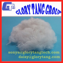 100% pet bottles recycle polyester staple fiber, 0.8 micro denier polyester fiber stuffing for quilts