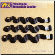 Factory Wholesale Price 20 Inch Human Hair Extension, Fashion Virgin Peruvian Hair Body Wave