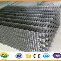 Rebar welded wire mesh panel to Spain Market